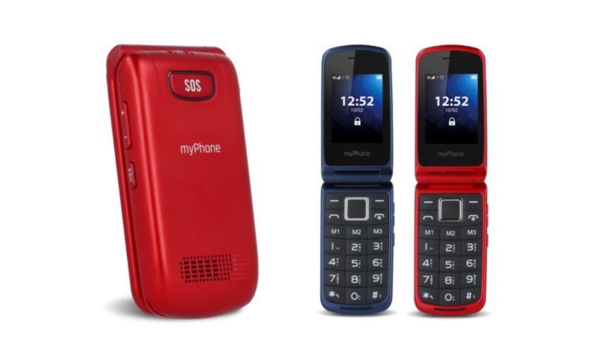 myphone flip3 główne