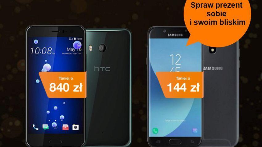 Photo of Mikołajkowe obniżki cen smartfonów w Orange
