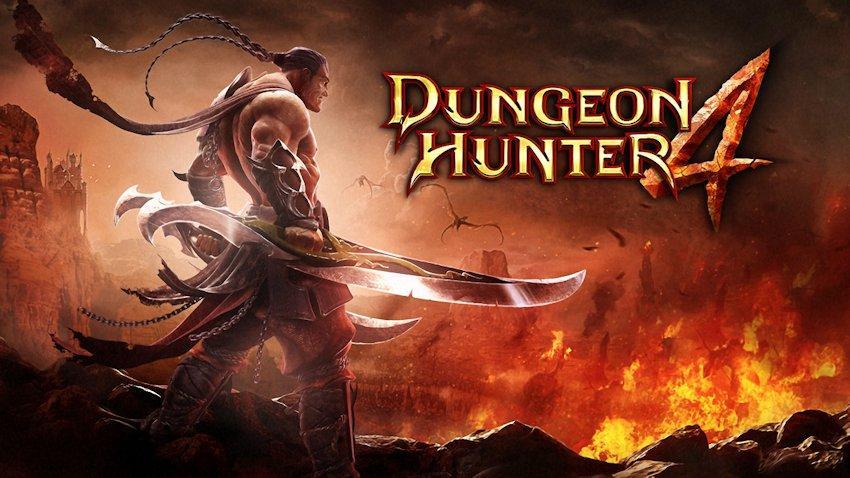 Photo of Dungeon Hunter 4 (Android, iOS, Windows Phone, Windows 8)