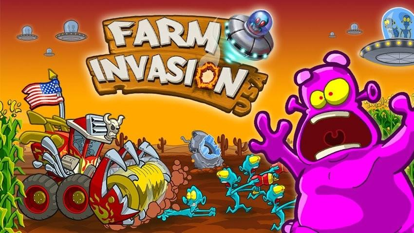 FARM INVASION USA aplikacja