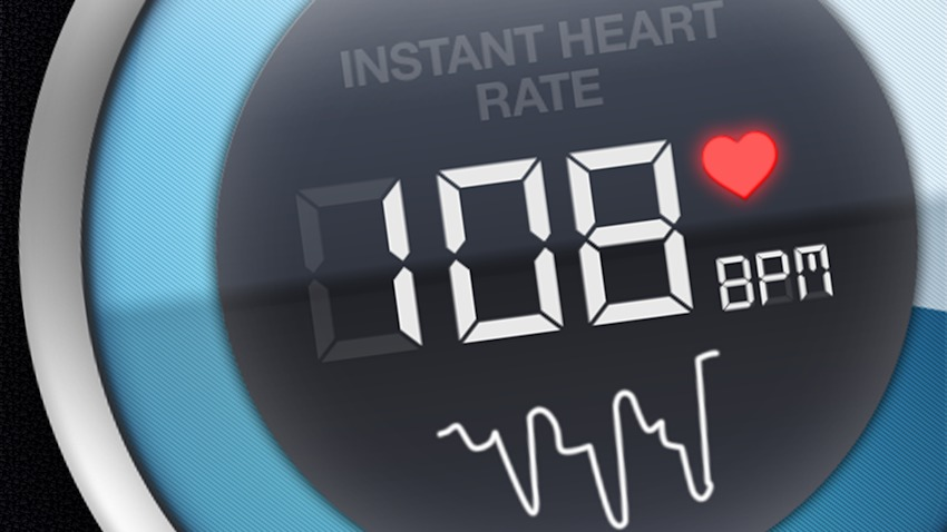 Instant Heart Rate aplikacja