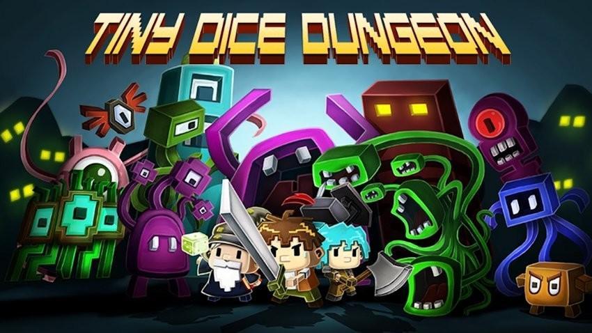 Tiny Dice Dungeon aplikacje