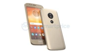 Photo of Pierwsze rendery smartfona Moto E5