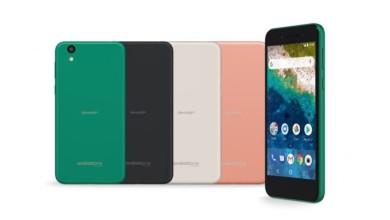 Photo of Sharp prezentuje model S3 z czystym Androidem