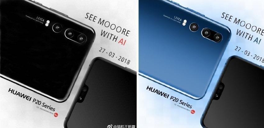 p11-p20-850x413 Huawei P11 (P20) otrzyma aż trzy optyki aparatu!
