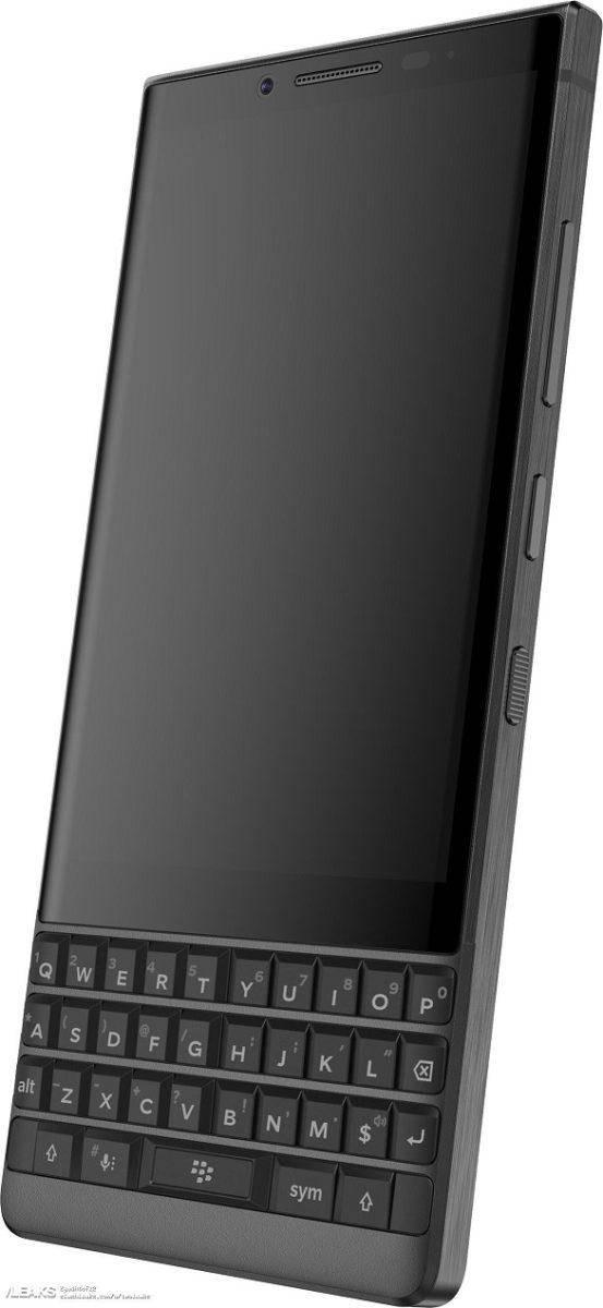 blackberry-athena-1 Nowy smartfon BlackBerry z klawiaturą QWERTY na renderach