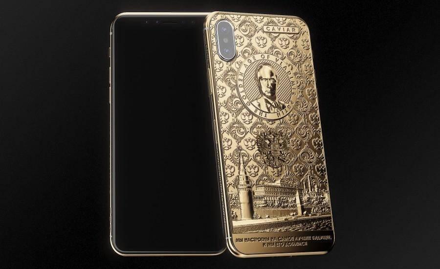 iphone-putin-1 iPhone X z wygrawerowanym Putinem? Nie ma problemu!