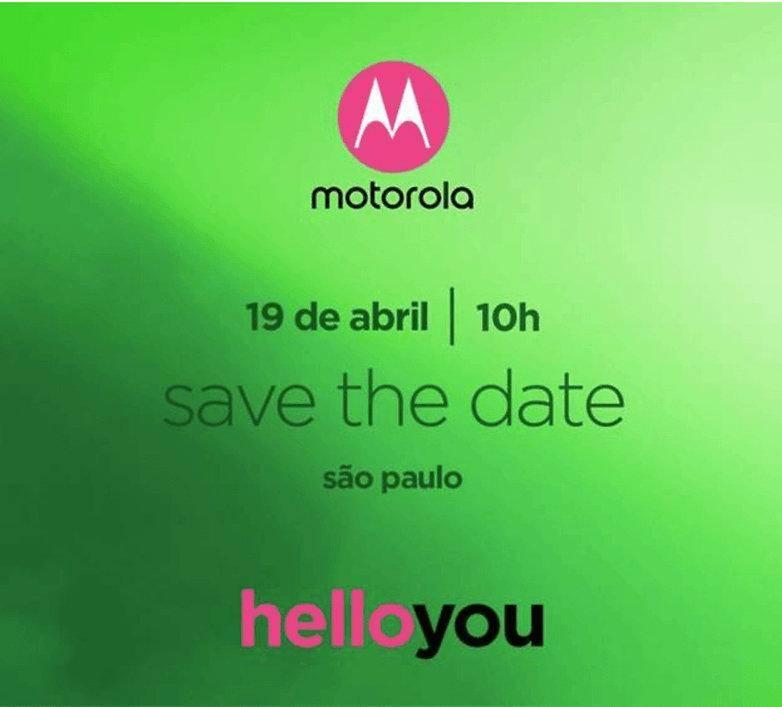 moto-g6-plakat Motorola Moto G6: Premiera 19 kwietnia