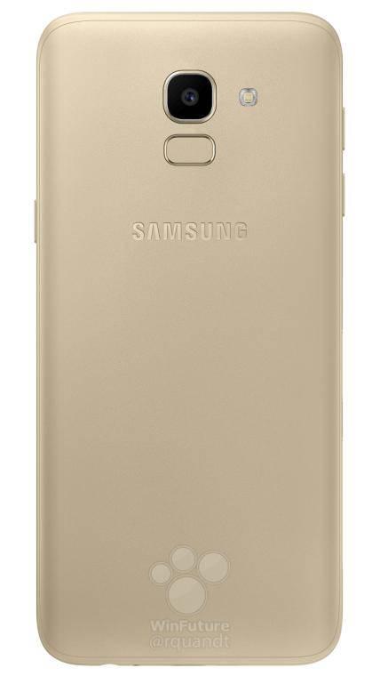 galaxyj6leak-1 Samsung Galaxy J6: wyciekły rendery prasowe