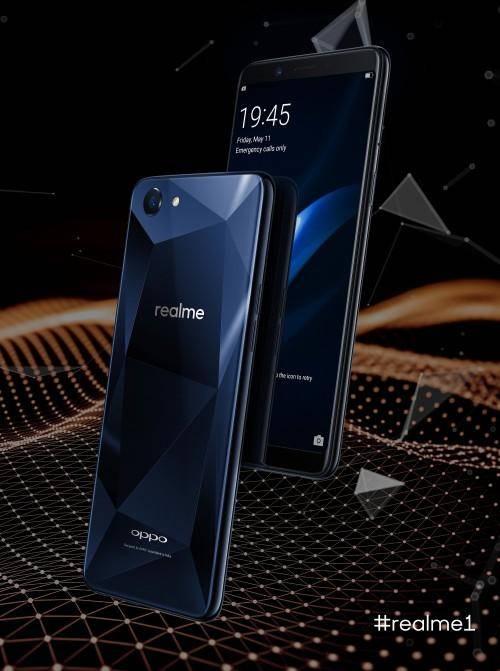 realme3 Oppo zaprezentowało pierwszy model swojej submarki. Poznajcie Realme1 z układem Helio P60