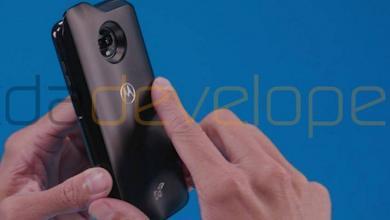 Photo of Moto Z3 Play: wyciekły zdjęcia smartfona wraz z modułem 5G