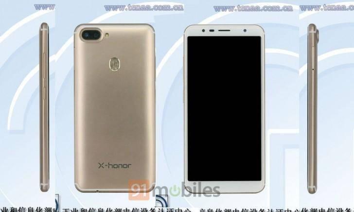 huaweihonor-v12 Huawei Honor V12 z certyfikatami od TENAA i FCC; znamy wygląd i część specyfikacji