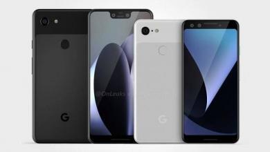 Photo of Google Pixel 3 i Pixel 3 XL na nowych renderach