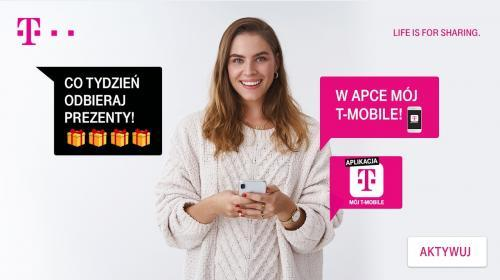 Dziś startuje nowa akcja T-Mobile