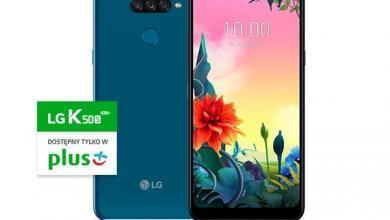 Photo of LG K50S tylko w Plusie