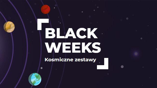 Black weeks w Plus