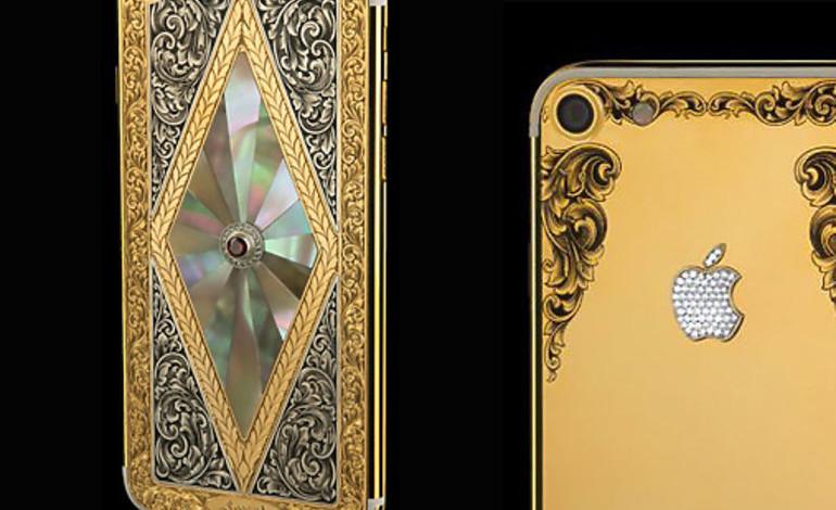 Diamentowy iphone 7