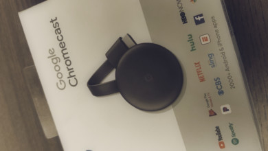 Photo of Chromecast — przystawka smart tv od google