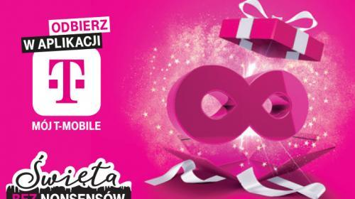 Dwa tygodnie nielimitowanego internetu dla klientów T-Mobile