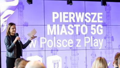 Photo of W Gdyni, Play udostępnia sieć 5G do testów