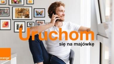 Photo of Majówka za 0 zł w Orange