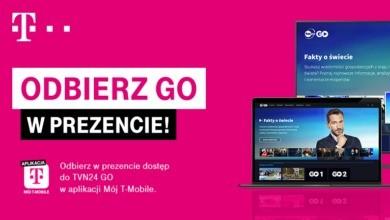 Photo of Bezpłatny dostęp do TVN24 GO w T-Mobile