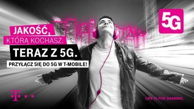 Photo of T-Mobile uruchamia sieć 5G