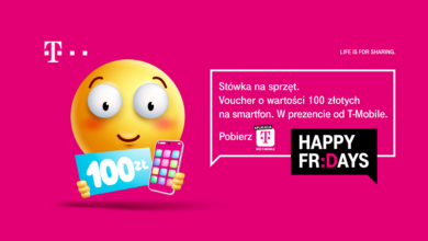 Photo of T-Mobile Happy Fridays, Voucher na urządzenia