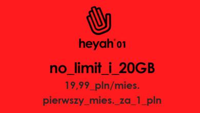 Photo of Heyah 01 nowa oferta w systemie subskrypcji na rynku