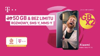 Photo of Sieć 5G dostępna w T-Mobile
