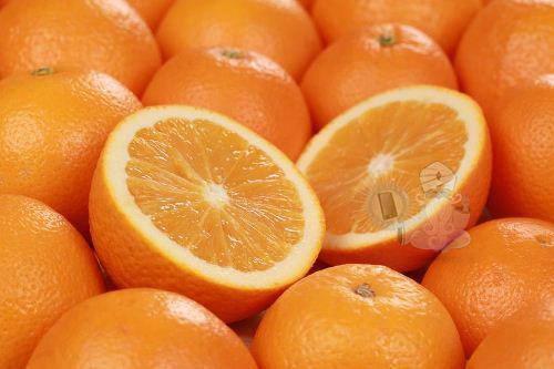 Orange Owoc