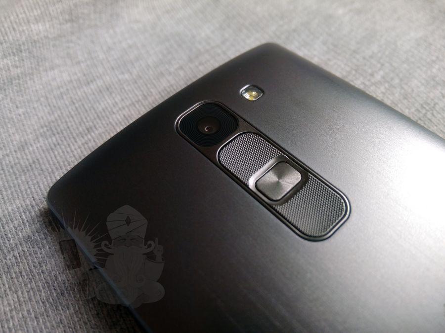LG Spirit 4G LTE wykonanie