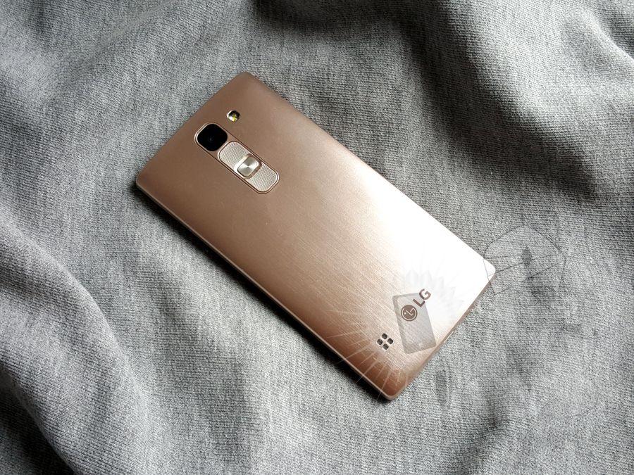 LG Spirit 4G LTE ciężar