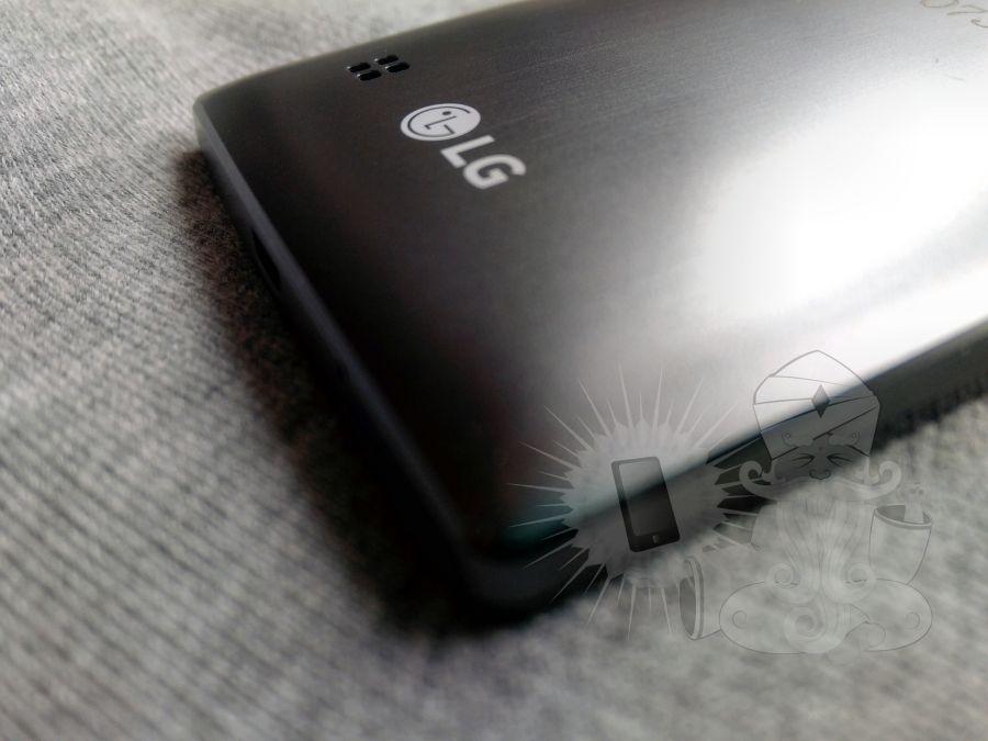 LG Spirit 4G LTE plecki